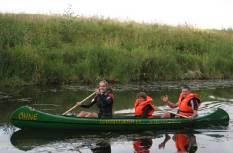 Kanuumatk Pedja jõel