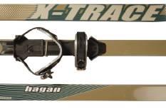 Hagan X-trace matkasuusad