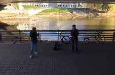 Tretrollertour in Tartu
