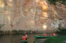 Kanuumatkad Ahja jõel