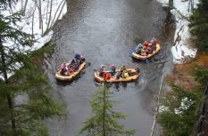 Suurvee raftimatk Võhandu jõel