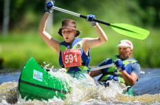 Kanuude laenutus ja rent Võhandu maratonil